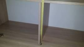 Высота нижнего отсека для швейных машин и оверлока - 37 см