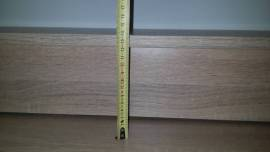 Высота выдвижной полки от среднего ребра - 14 см