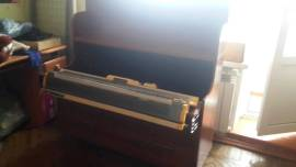 Стол для вязальной машины, цвет - орех