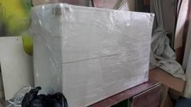 Вудлайн кремовый, подготовка к отправке на производстве